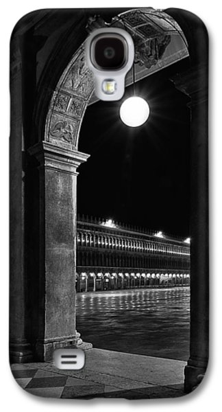Piazza San Marco 2 Galaxy S4 Case by Marion Galt