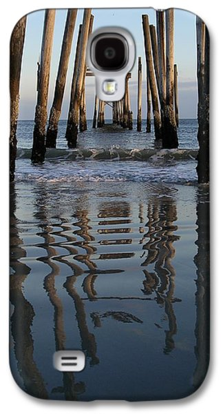 Pier Reflections Galaxy S4 Case