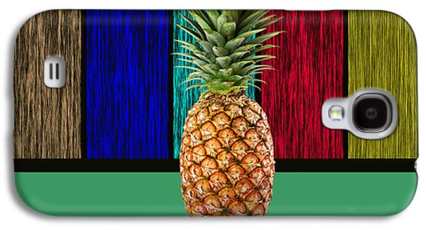 Pineapple Galaxy S4 Case