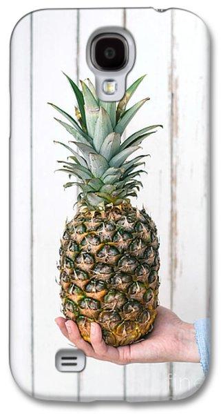 Pineapple Galaxy S4 Case by Viktor Pravdica