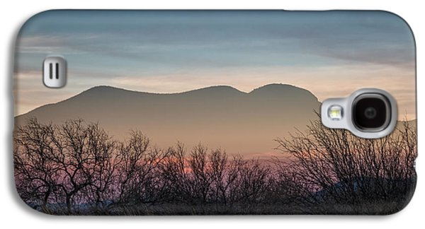 Pink In The Valley Galaxy S4 Case