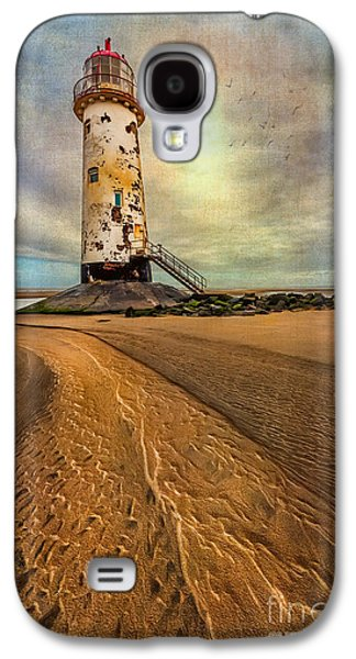 Point Of Ayre Lighthouse Galaxy S4 Case