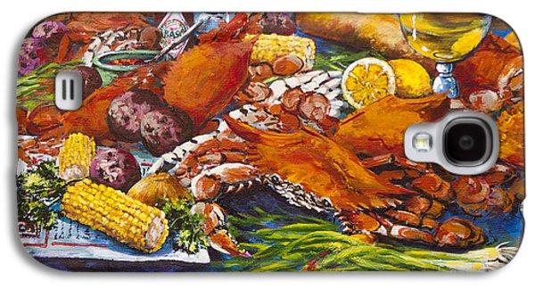 Pontchartrain Crabs Galaxy S4 Case