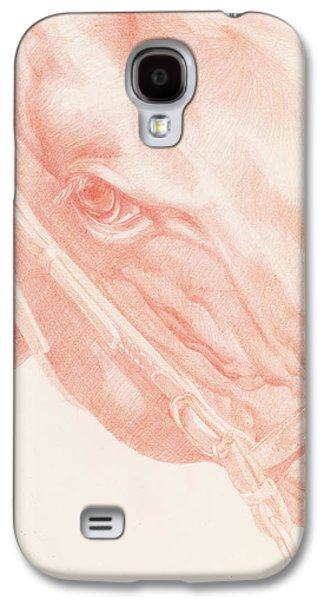 Portrait Head Galaxy S4 Case