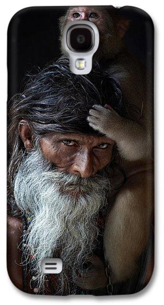 Portrait Of Sadhu Galaxy S4 Case