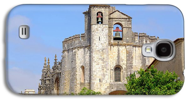 Portugal, Tomar Tomar Castle, Knights Galaxy S4 Case by Emily Wilson
