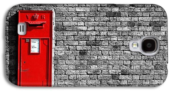 Post Box Galaxy S4 Case by Mark Rogan