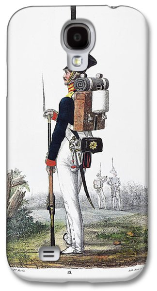 Prussian Soldier, 1830 Galaxy S4 Case by Granger