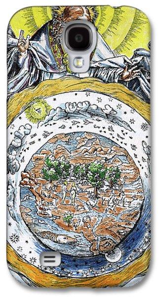 Ptolemaic Universe, 1534 Galaxy S4 Case