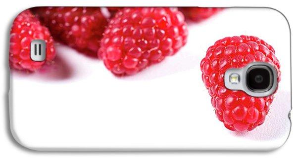 Raspberries Galaxy S4 Case by Aberration Films Ltd