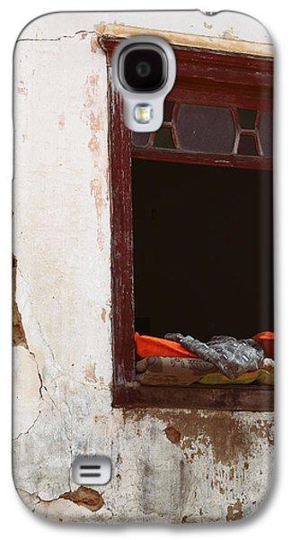 Red Pillows Galaxy S4 Case by Sylvio Relvas