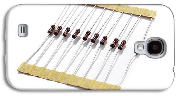 Resistors Galaxy S4 Case
