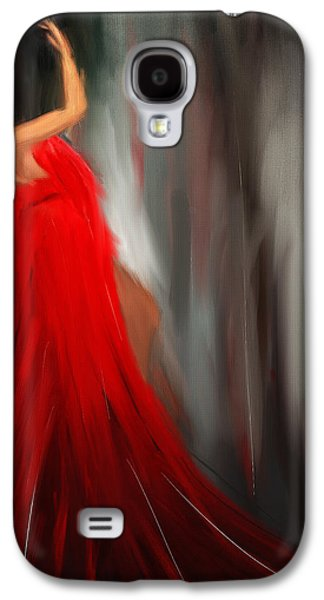 Resonating Admiration Galaxy S4 Case by Lourry Legarde
