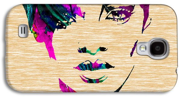 Rhianna Collection Galaxy S4 Case by Marvin Blaine