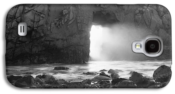 Rock Formation On The Beach, Pfeiffer Galaxy S4 Case by Panoramic Images