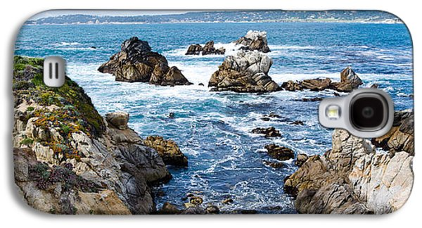 Rock Formations On The Coast, Point Galaxy S4 Case