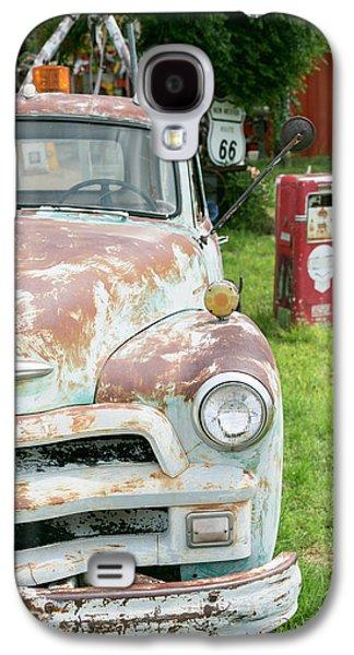 Rusted Antique Automobile, Tucumcari Galaxy S4 Case