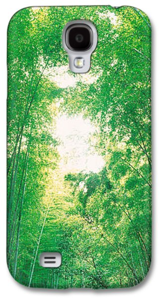 Sagano Kyoto Japan Galaxy S4 Case by Panoramic Images