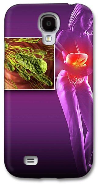 Salmonella Infection Galaxy S4 Case