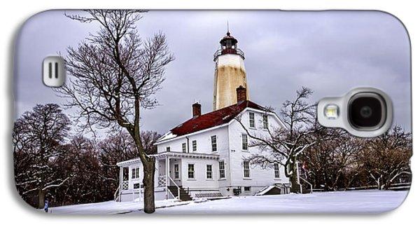 Sandy Hook Lighthouse Galaxy S4 Case by Geraldine Scull