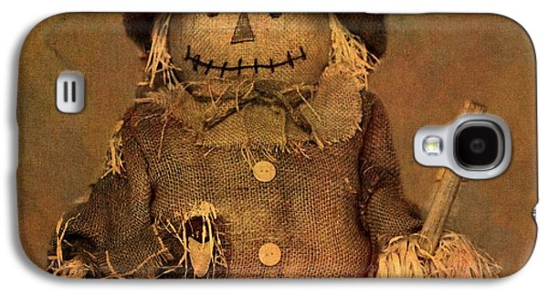 Scarecrow Galaxy S4 Case by Dan Sproul