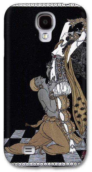 Scheherazade Galaxy S4 Case by Georges Barbier