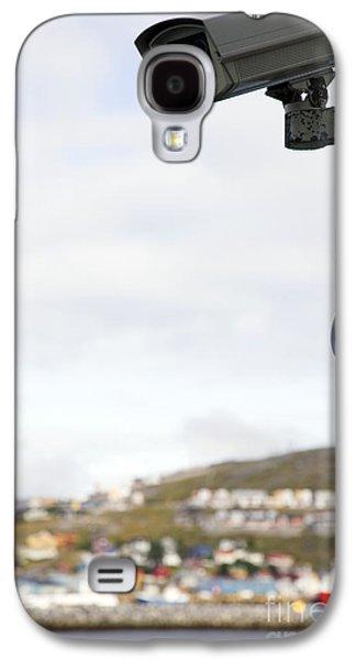 Security Camera Galaxy S4 Case