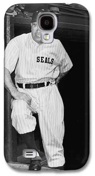 Sf Seals Manager Lefty O'doul Galaxy S4 Case by Underwood Archives