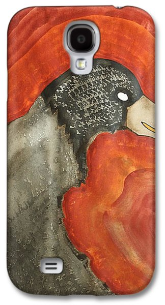 Shaman Original Painting Galaxy S4 Case