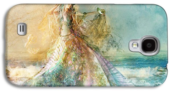 Shell Maiden Galaxy S4 Case