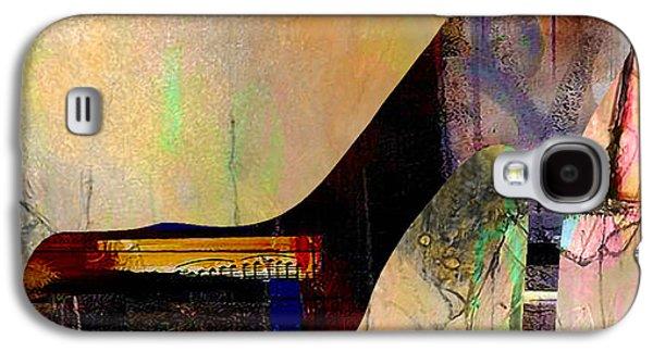 Shoe Art Galaxy S4 Case by Marvin Blaine