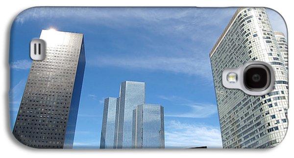Skyscrapers Galaxy S4 Case by Michal Bednarek