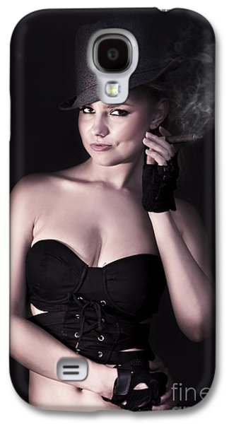 Smoking Hot Fashion Galaxy S4 Case by Jorgo Photography - Wall Art Gallery
