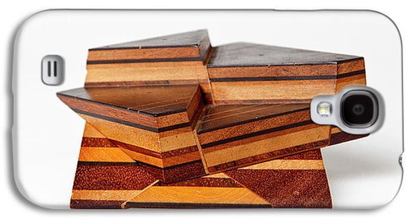 Sopwith Model Vi: Mineral Veins Intersect Galaxy S4 Case by Natural History Museum, London