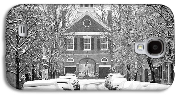 South Street Headhouse  Galaxy S4 Case by Andrew Dinh