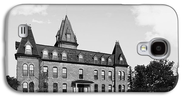 St. Olaf College Old Main Galaxy S4 Case by University Icons