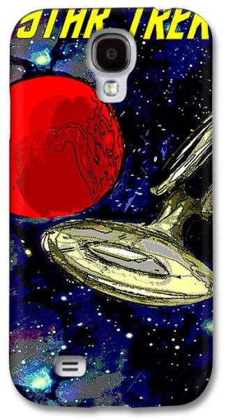 Star Trek Special Edition Galaxy S4 Case