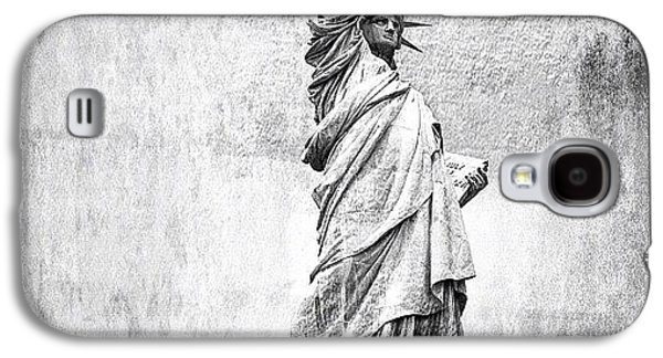 Architecture Galaxy S4 Case - Statue Of Liberty - Ny by Joel Lopez