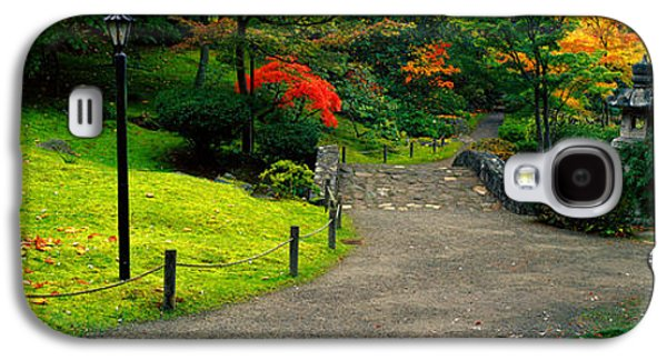 Stone Bridge, The Japanese Garden Galaxy S4 Case