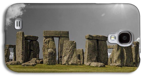 Stonehenge Galaxy S4 Case by Martin Newman