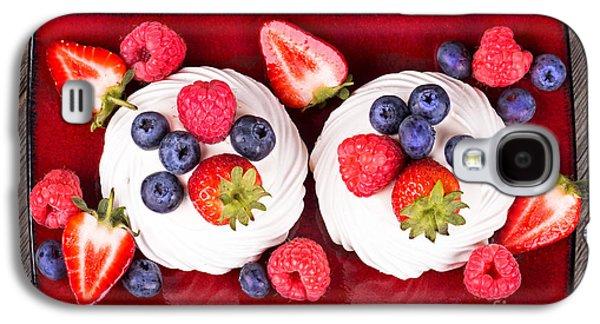 Summer Fruit Platter Galaxy S4 Case