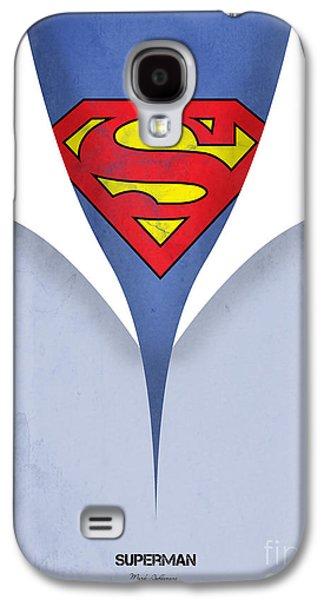 Superman 9 Galaxy S4 Case by Mark Ashkenazi