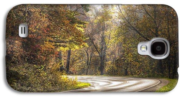 Take The Back Roads Galaxy S4 Case