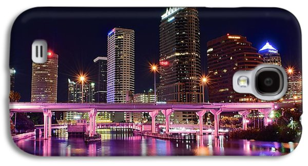Tampa Colors Galaxy S4 Case