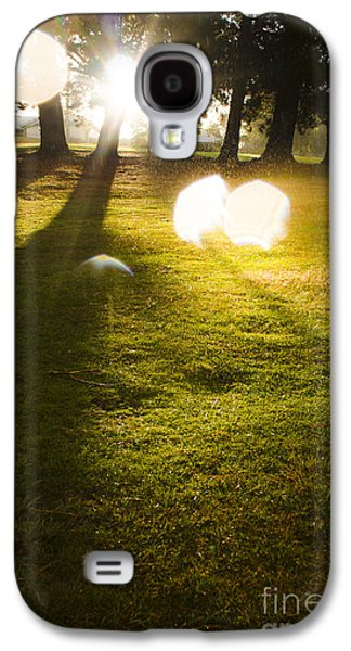 Tasmanian Countryside Landscape. Sun Shower Galaxy S4 Case