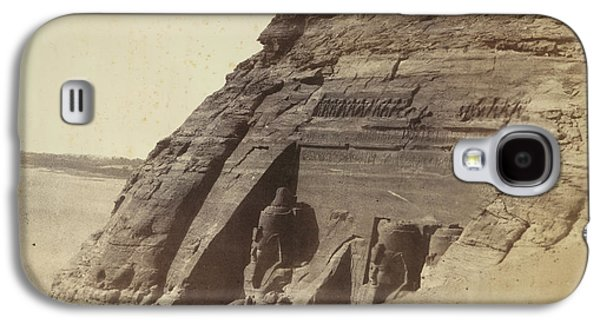Temple Of Ramses II Galaxy S4 Case