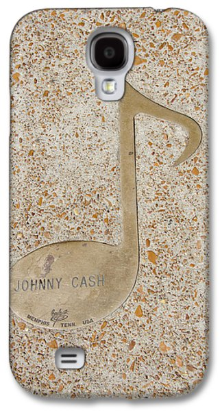 Tennessee, Memphis, Beale Street Galaxy S4 Case by Cindy Miller Hopkins