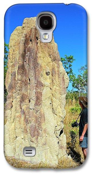 Termite Mound Galaxy S4 Case