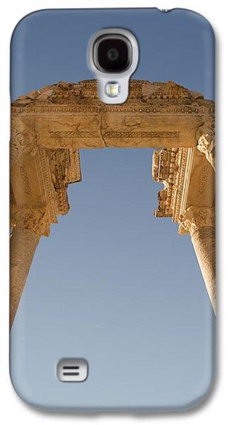 Tetrapylon At Aphrodisias Galaxy S4 Case by David Parker