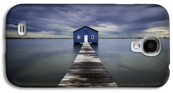 The Blue Boatshed Galaxy S4 Case